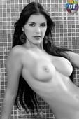 61a3093ul9tn - Karen Aguilar Desnundado la Noticia posa desnuda