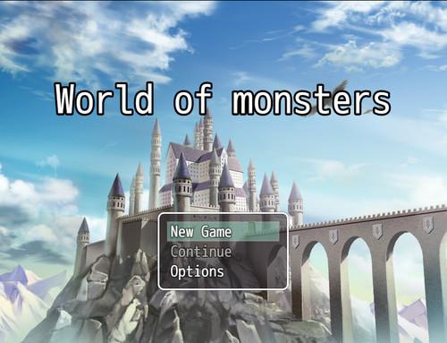 Warpshadow - World Of Monsters - Version 0.9