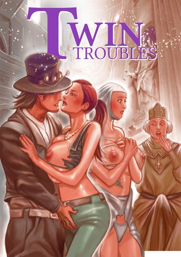 Twin Troubles Cover