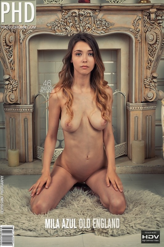 Mila Azul - Old England - 46 pictures - 3000px (14 Jan, 2019)
