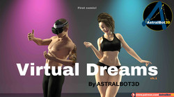 AstralBot3D - Virtual Dreams Chapter 1