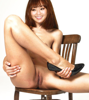 Hyolyn (Sistar) fake nude photo
