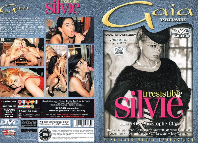 Private Gaia 2 - Irresistible Silvie (1997)