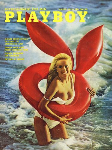 Playboy USA 1972 komplett Cover