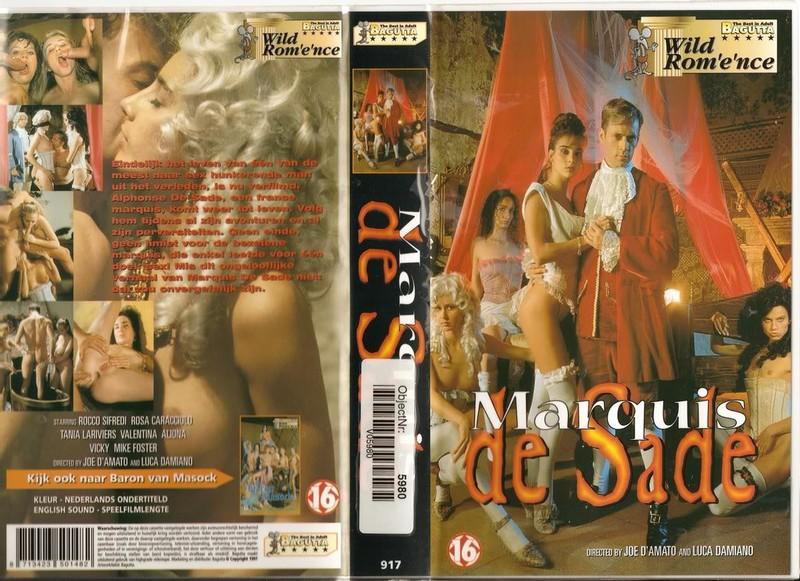 Marchese De Sade Porn