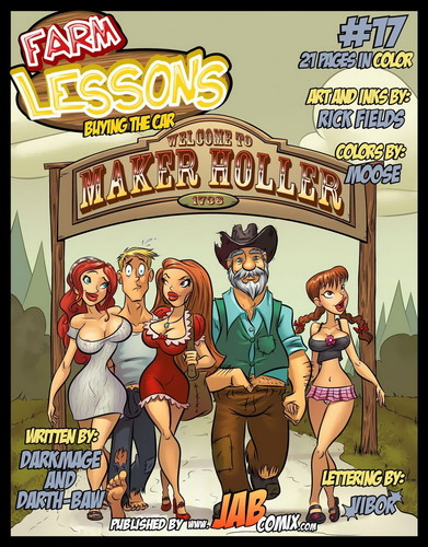 Farm Lessons 1-17 Cover
