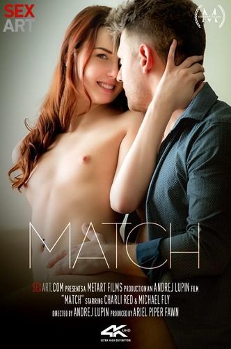 Match - Charli Red (SexArt.com-2018)