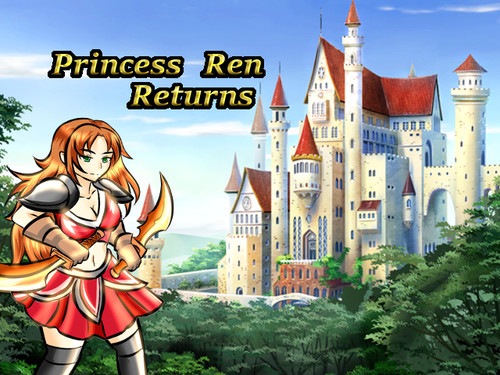 AzureZero - Damsel Quest2 - Princess Ren Returns - Completed
