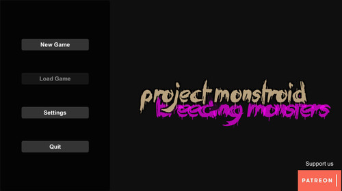 LustOverReality - Monstroid: Breeding Monsters - Version 3.2.0 Demo