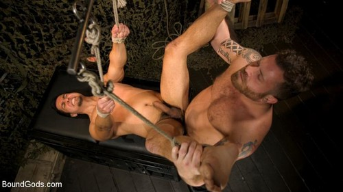 BoundGods - Interrogation 431: Hiker Tony Prower Questioned By Riley Mitchell