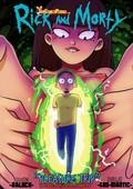 Vercomicsporno - Ero-Mantic - Rick & Morty: Pleasure Trip (Complete) - Rick and Morty porn comic