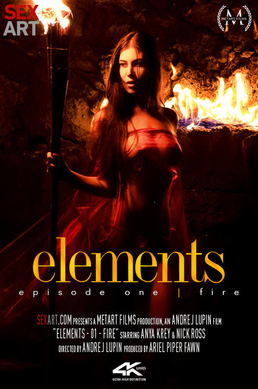 Anya Krey Maxmilian Dior - Elements Episode OneFire (03-02-2018)