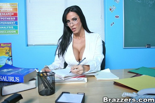 [Bra_ZZ_ers] Veronica Rayne (Teacher's pets) [2008 , milf, big tits, oral, group]