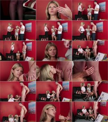 Gina Gerson, Holly Kiss - Collection Agency (2019/FullHD)