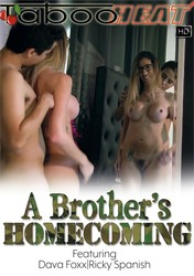 kit5wwvnd74u - Dava Foxx in A Brothers Homecoming