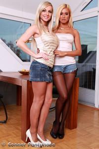 Vendula Bednarova Vendula & Ashley Bulgari -