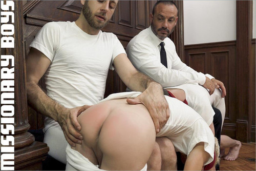 MissionaryBoys – Elder Clarke & Elder Jones (Disciplinary Action)
