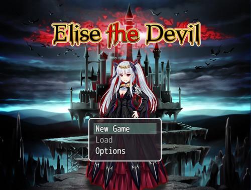魔王イリスの逆襲 / The Counterwar of Queen Ilyss / Elyse the Devil