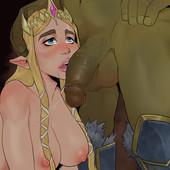 Fantasy renders from Ezhaillia