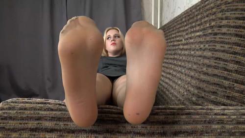 Dani - stockings teasing Full HD