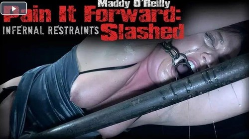 Maddy O'Reilly, London River, Stephie Staar  - Pain It Forward: Slashed  (2019/HD) InfernalRestraints