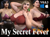 My Secret Fever Version 0.0.9 Win/Mac by CHAIXAS-GAMES+Compressed Version