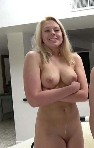 huge booty strip
