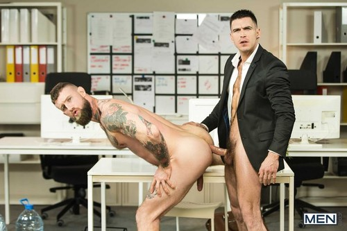 MEN - Putting the ASS in Assistant Part 3 (Paddy O'Brian & Troy Daniels)