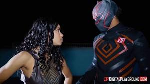Jenna Foxx - Dark Panther XXX Parody, FHD