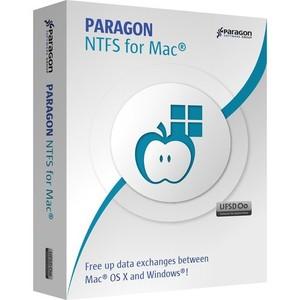 Paragon NTFS 15.4.59 для Mac OS X