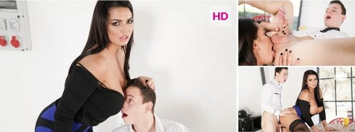 Chloe Lamour  - First Day At Work  [HD]