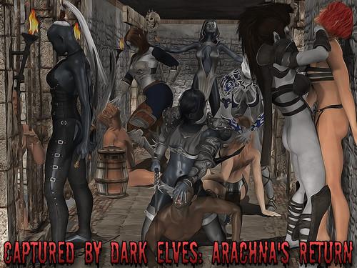 Darktoz - Captured by Dark Elves: Arachna's Return - Episode 2 fix3