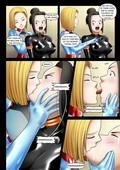 Chi chi's asylum visit by Dbz comics