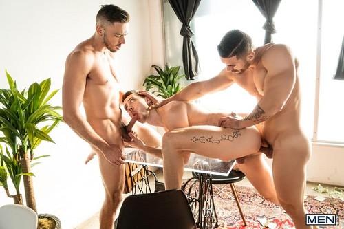 MEN - Rivals (Arad Winwin, Shane Jackson & Parker Rowan) Bareback