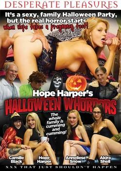Hope Harpers Halloween Whorrors