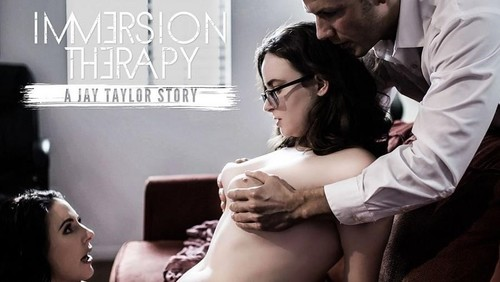 Angela White, Jay Taylor  - Immersion Therapy: A Jay Taylor  (FullHD)