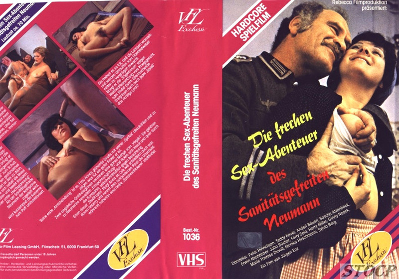 Die frechen Sex-Abenteuer des Sanitatsgefreiten Neumann (1978)