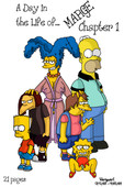 [Blargsnarf] The Simpsons - A Day in the Life of Marge - Ch. 1