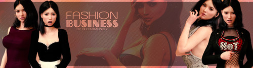 Fashion Business: EP2 Version 0.3 + Compressed Win/Android by DecentMonkey