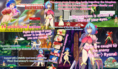 Umanori Knights - Revenge swordswoman Raspberry - English Version
