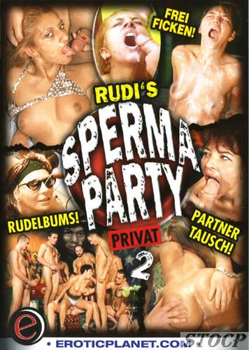 Rudi's Sperma Party Privat 2