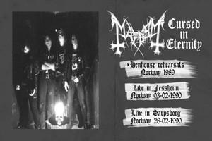 Mayhem - Cursed In Eternity (2018) [DVD9]