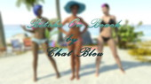 Chat Bleu - Bitchs On Beach - Updated