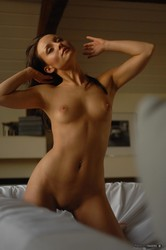 Carla Brown Corset - 120 pics-s6vr167f7u.jpg