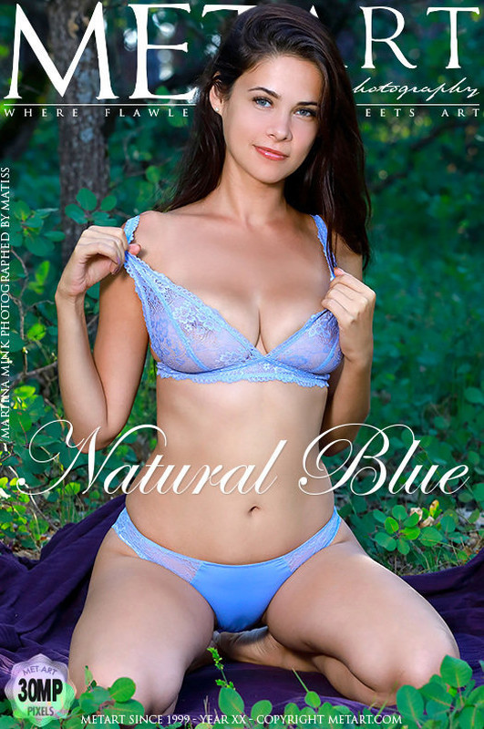 Martina Mink - Natural Blue (16-03-2019)