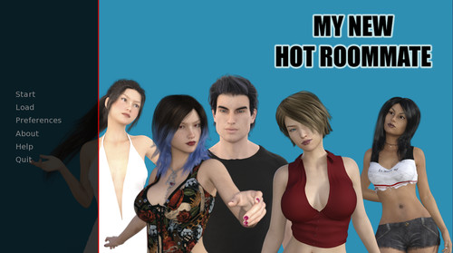 Rick Seph - My New Hot Roommate - Version 0.2 + Incest Patch