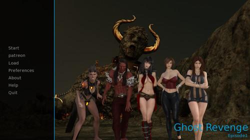 Adult city - Ghost Revenge - Episode 1