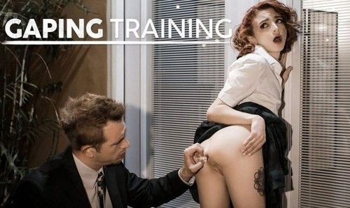 Lola Fae - Gaping Training (HD)