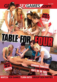 Group Sex Games - Table For Four (2018)