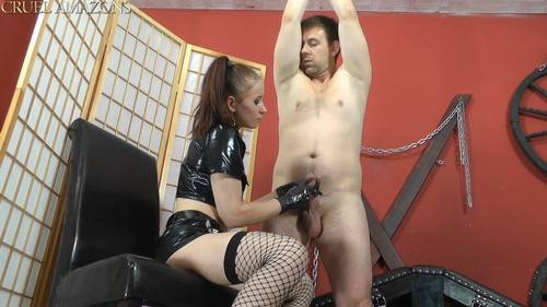 Mistress Anette - Arouse til he cries